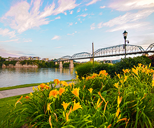 Spring in Chattanooga
