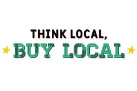 Volume One Shop Local Pledge