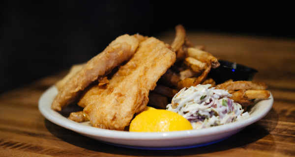 Fish fry from The Livery