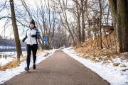 Running on the Wintermission loop