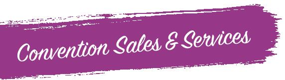 Convention Sales & Services