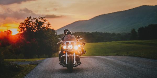 Motorcycle Touring in Virginia's Blue Ridge