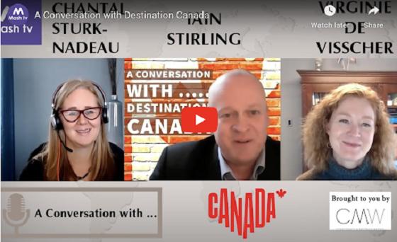 MashTV - A Conversation with Destination Canada