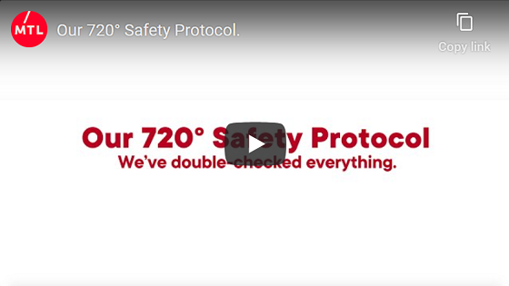 Business Events Montreal 720 Safety Protocol