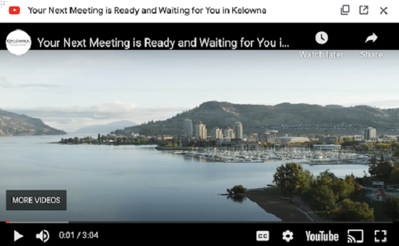 Your Next Meeting is Ready and Waiting for You in Kelowna